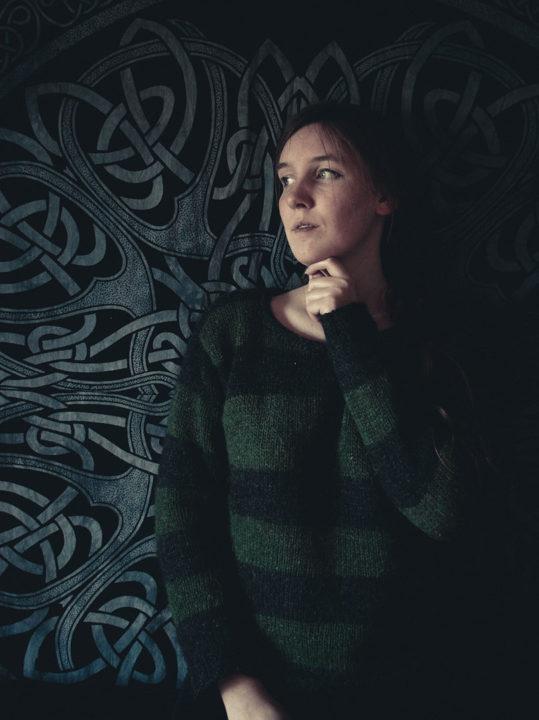 0421 stripe sweater 0005