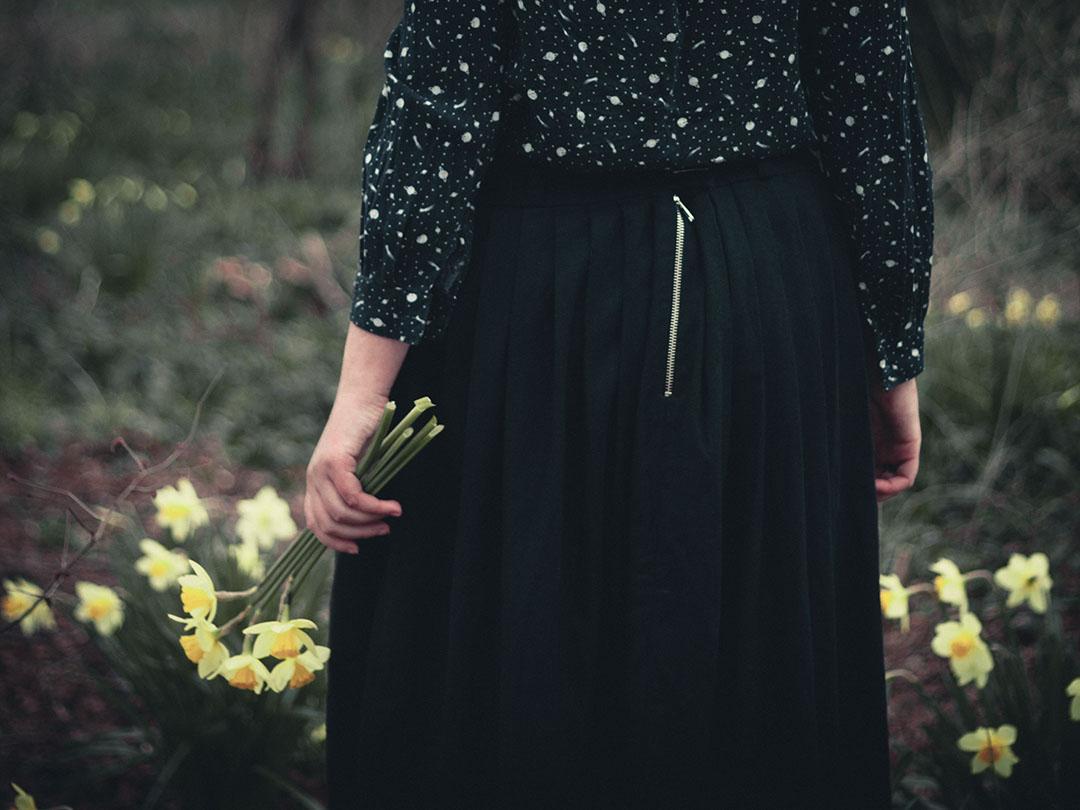 moth skirt